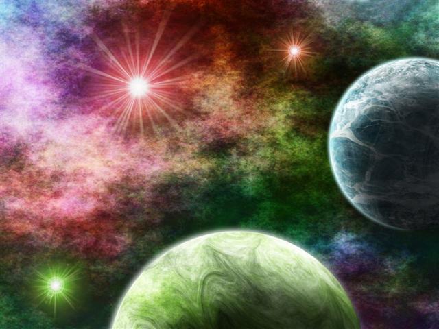 2012 una fine o un inizio oltre i confini della paura ci for Sfondi desktop universo